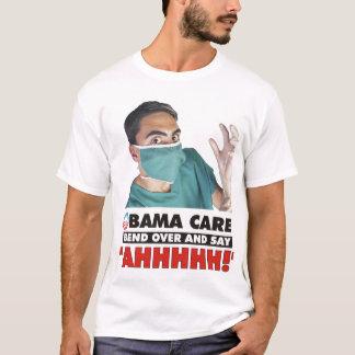 Obama omsorg - krökning över och något att säga tee