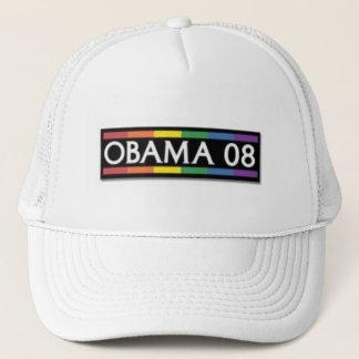 Obama regnbågepride keps