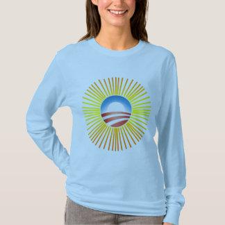 Obama soldesign på Tshirts, Hoodies Tee Shirt