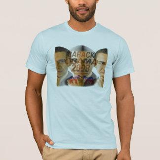Obama surrealistisk manar grundläggande T-tröja Tee Shirts