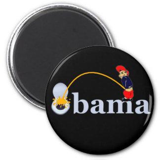 Obama (toalett) magnet