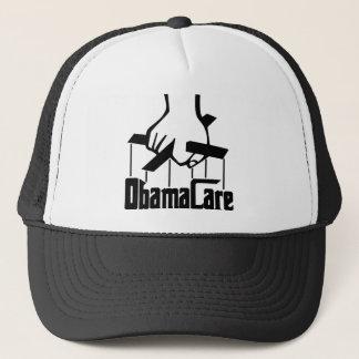 ObamaCare - stränger fäst Keps
