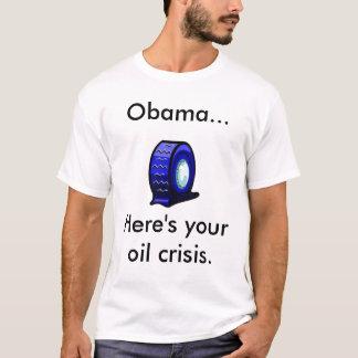 Obamas lösning… tee shirt