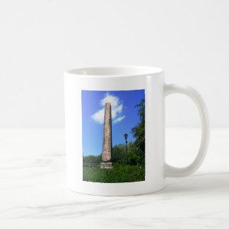 Obelisk för NYC Central Park Kaffemugg