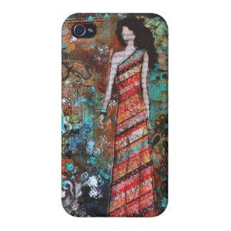 Obetalbart vid Janelle Nichol iPhone 4 Cover