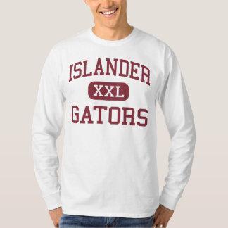 Öbo - alligatorer - mittet - Mercerö T-shirt