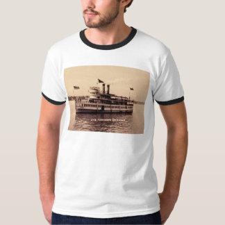 Öbo för Steamer tusen T-shirt