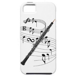 Oboe iPhone 5 Case-Mate Skydd