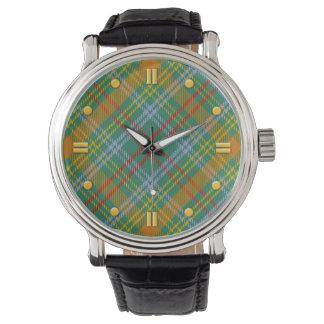O'Brien Tartanklocka Armbandsur