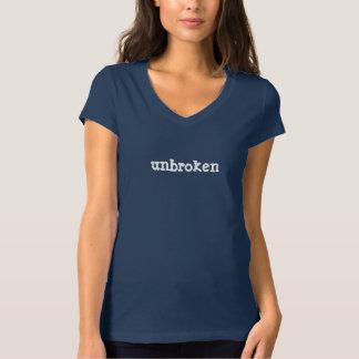 Obruten inspirerad dressT-tröja Tröja
