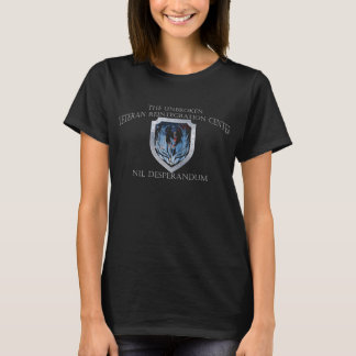 Obruten veteranReintegration centrerar T-shirt