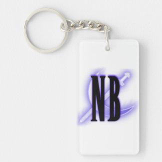 OBS Keychain Nyckelring