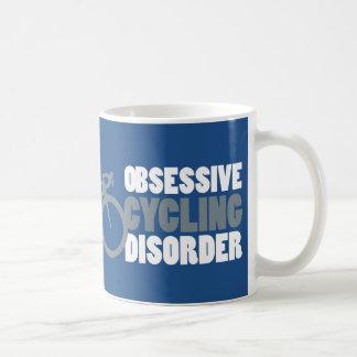 OCD som cyklar muggen Kaffemugg