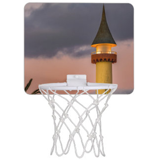Oceanographic museum Montevideo Uruguay Mini-Basketkorg