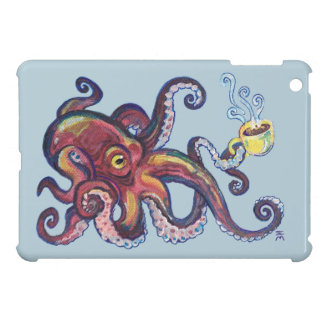 OctoCoffee iPad Mini Skal