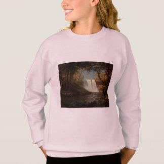 Öde för vattenfall för Albert Bierstadt T-shirts