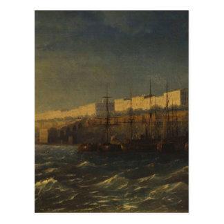 Odessa av Ivan Aivazovsky Vykort