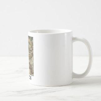 Ödlor (Ernest Haeckel Artforms av naturen) Kaffe Muggar