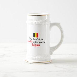 Ödmjuk belgare sejdel