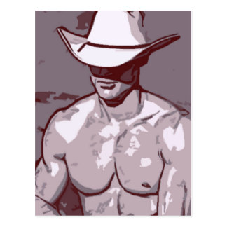 Ödmjuk Cowboy Vykort