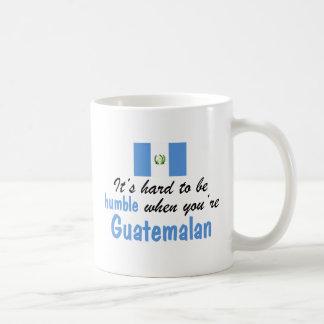 Ödmjuk guatemalan kaffemugg