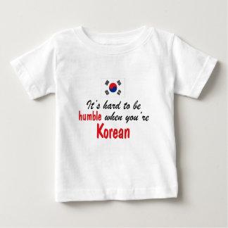 Ödmjuk korean tröjor