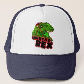 Odöda Rex - ZombieDinosaurhatt Truckerkeps