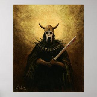Odöda Viking Poster