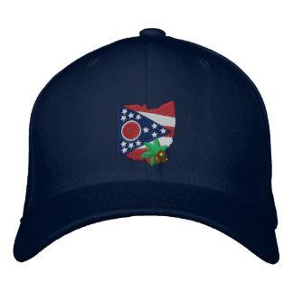 OES broderad hatt