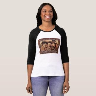 offentligt område för vintaget-skjorta London tea Tee Shirt