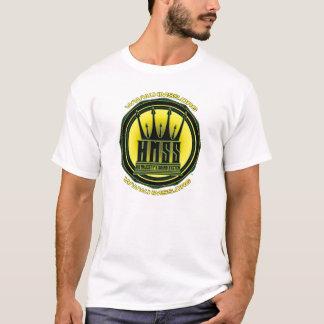 Officiell HMSS-manar skjorta för T Tee Shirts