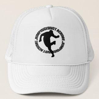 Officiell Jumpstyle hatt Truckerkeps