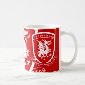Officiell mugg för Maidenhead revolution FC