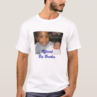 Officiell storebror t shirts