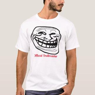 Officiell Trollmaster vitT-tröja! Tshirts