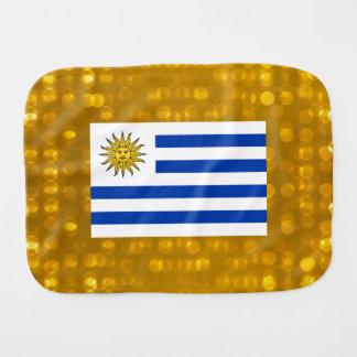 Officiell uruguayansk flagga bebistrasa
