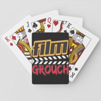 Officiella FilmGrouch som leker kort Casinokort