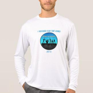 Officiella Rockin för botlångärmadT-tröja T-shirt