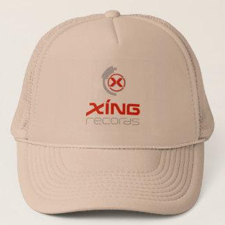Officiella Xing antecknar hatten Keps