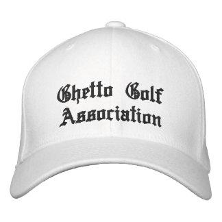 Officiellt lock för Golf för gettoGolfanslutning Keps