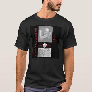 Offret gjorde minnedagT-tröja Tshirts
