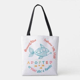 O'Fish'ally adopterade den Themed adoptiongåvan Tygkasse