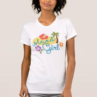 Öflicka - kvinna bra Jersey för amerikandräkt Tee Shirt