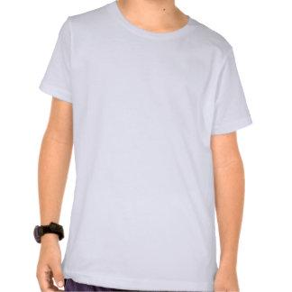 Oförskräckt baseballt-skjorta tee shirt