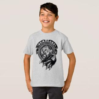 Oförskräckt björn t-shirt
