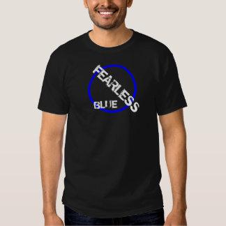 Oförskräckt cirkla t-shirts