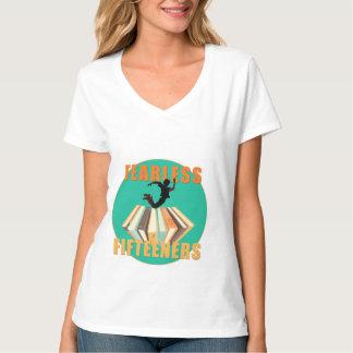 Oförskräckt Fifteeners skjorta T-shirts