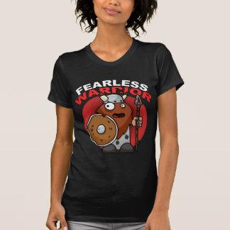 Oförskräckt krigaredamT-tröja T Shirts