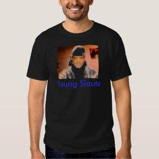 oförskräckt produktion t shirt