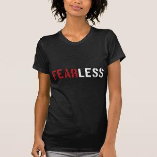 Oförskräckt - skräck mindre tee shirts